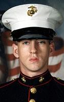 Marine Lance Cpl. Jeffery S. Holmes