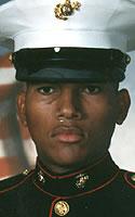 Marine Cpl. Terry  Holmes