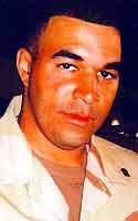 Army Sgt. Manny  Hornedo