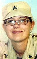 Army Sgt. Jessica M. Housby