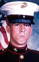 Marine Staff Sgt. John R. Howard