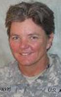 Army Sgt. 1st Class Merideth L. Howard