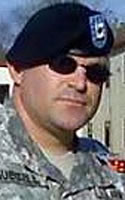 Army Staff Sgt. Darren P. Hubbell