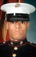 Marine Lance Cpl. Justin T. Hunt