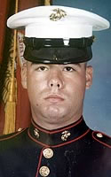 Marine Lance Cpl. Seth  Huston