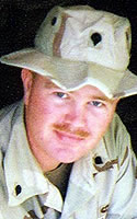 Army Spc. Benjamin W. Isenberg