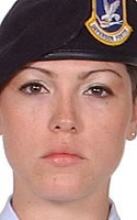 Air Force Airman 1st Class Elizabeth N. Jacobson