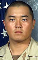Army Pvt. Jeungjin Na Kim
