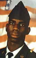 Army Pfc. Rayshawn S. Johnson