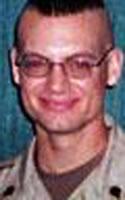 Army Spc. Robert T. Johnson