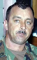 Army Sgt. 1st Class Michael D. Jones