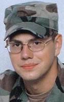 Army Spc. Vincent G. Kamka