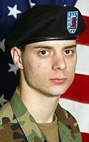Army Spc. Mark J. Kasecky