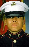 Marine Lance Cpl. Quinn A. Keith