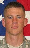 Army Spc. Dustin L. Kendall