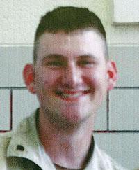 Army Spc. James M. Kiehl