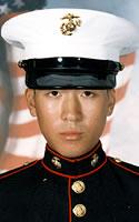 Marine Cpl. In C. Kim