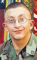 Army Spc. Levi B. Kinchen
