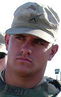 Army Pvt. Joseph L. Knott