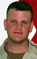Army Spc. Matthew A. Koch