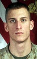 Marine Lance Cpl. Ryan J. Kovacicek