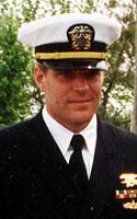 Navy Lt. Cmdr. Erik S. Kristensen