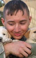 Army Sgt. Tyler J. Kritz