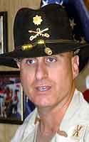 Army Maj. Douglas A. La Bouff