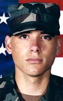 Army Cpl. Mathew P. LaForest
