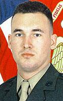 Marine Sgt. Michael V. Lalush