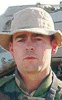 Marine Sgt. Jonathan W. Lambert