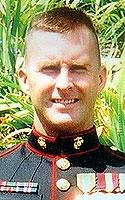 Marine Gunnery Sgt. Shawn A. Lane
