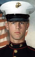 Marine Lance Cpl. Sean M. Langley