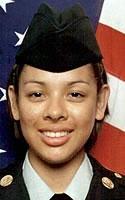 Army Pfc. Karina S. Lau