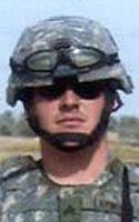 Army Sgt. Benjamin J. Laymon