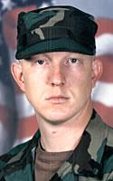 Army Cpl. Damon G. LeGrand