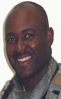 Army Staff Sgt. Bryan A. Lewis