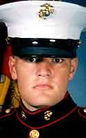 Marine Lance Cpl. Jason T. Little