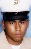 Marine Lance Cpl. Bunny  Long