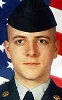 Army Pfc. Duane E. Longstreth