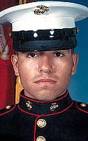 Marine Lance Cpl. Hilario F. Lopez