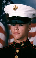 Marine Lance Cpl. Kevin A. Lucas