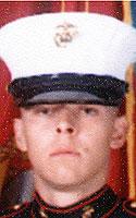 Marine Pfc. John  Lukac