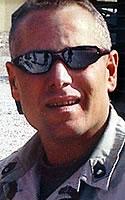 Army Sgt. 1st Class Brian A. Mack