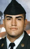 Army Spc. Vincent A. Madero