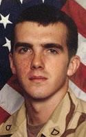 Army Spc. David P. Mahlenbrock