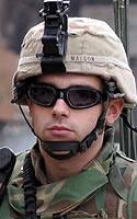 Army 1st Lt. Adam  Malson