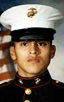 Marine Pfc. Oscar A. Martinez