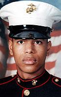 Marine Lance Cpl. Ramon  Mateo