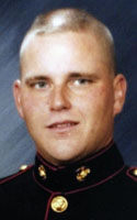 Marine Staff Sgt. Donald C. May  Jr.
